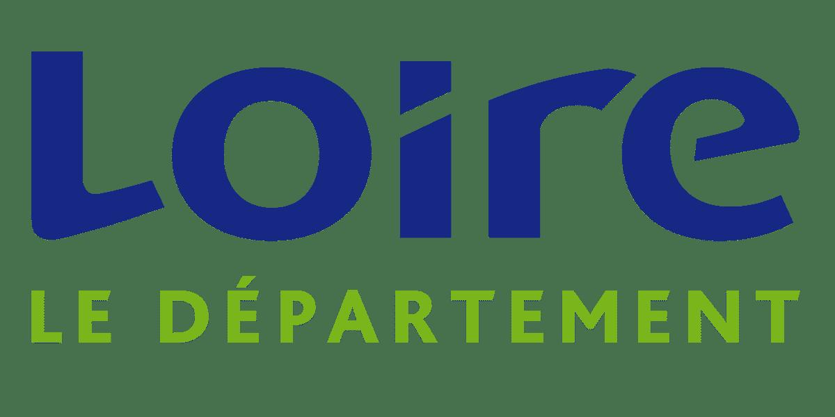 Logo du département de la Loire client de NEEVA