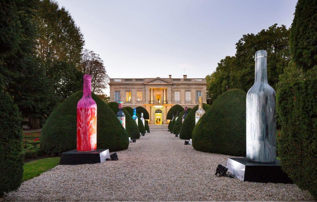 Image de l'institut culturel Bernard Magrez à Bordeaux