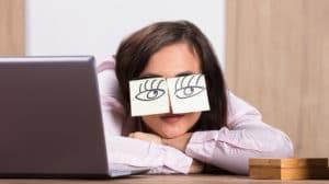 Faire la sieste au bureau