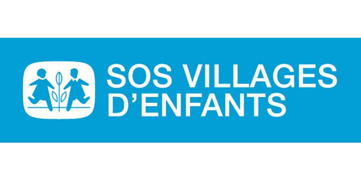 Logo SOS Village d'enfant