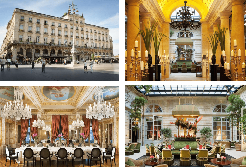 image grand hotel de bordeaux club NEEVA