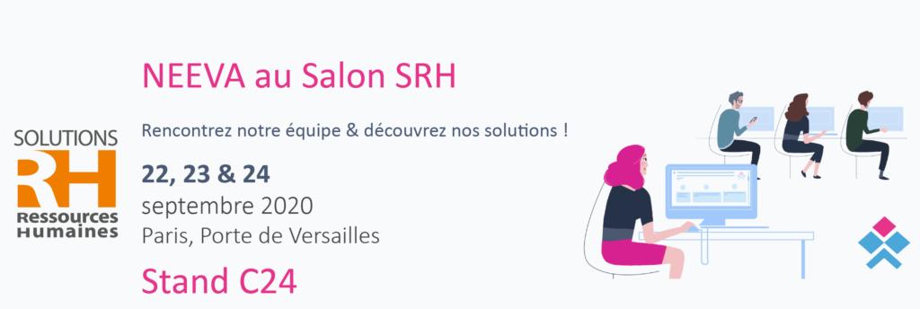 Image de l'événement du salon SRH 2020 à Paris.